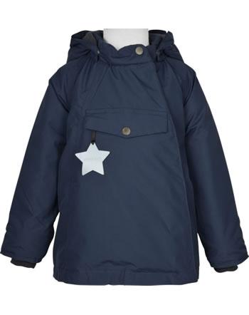 Mini A Ture Winter-Jacke m. Kapuze Thermolite® WANG blue nights 1213100700-5950