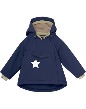 Mini A Ture Veste d'hiver à capuche Thermolite® WANG peacoat blue 1193093700-590