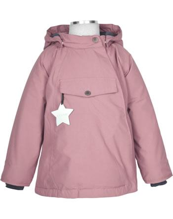 Mini A Ture Winter-Jacke m. Kapuze Thermolite® WANG wood rose 1213100700-3380