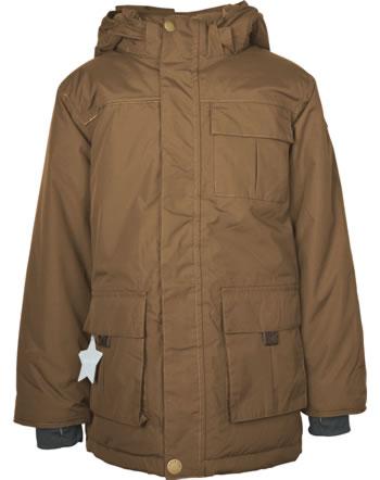 Mini A Ture Winter-Jacke Mantel Thermolite® KASTOR rubber brown 1213115700-1640
