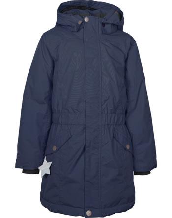 Mini A Ture Winter-Jacke Mantel VELAJA blue nights 1213114700-5950