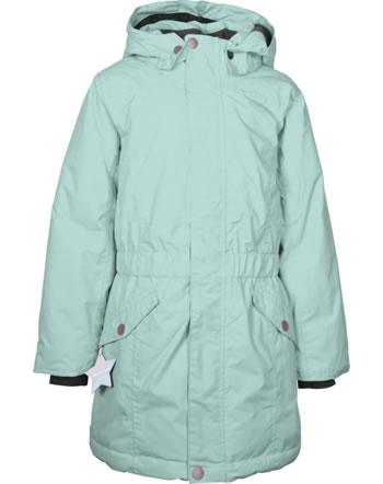 Mini A Ture Winter-Jacke Mantel VELAJA iceberg green 1213114700-7297