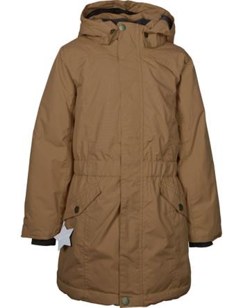 Mini A Ture Winter-Jacke Mantel VELAJA rubber brown 1213114700-1640