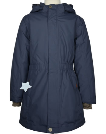 Mini A Ture Winter Jacket Thermolite® VELA blue nights 1203125700