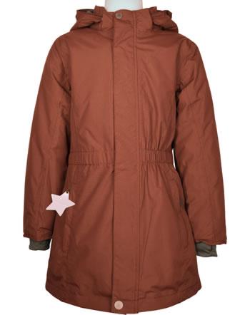 Mini A Ture Winter Jacket Thermolite® VELA rooibos tea orange 1203125700-280