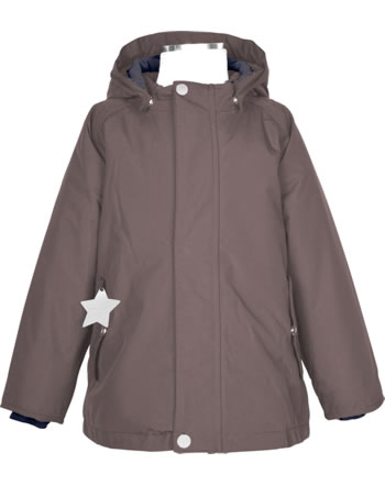 Mini A Ture Winter-Jacke Thermolite® WALLY acorn brown 1213097700-1562