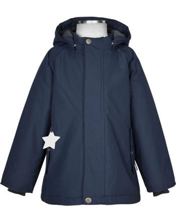 Mini A Ture Winter-Jacke Thermolite® WALLY blue nights 1213097700-5950