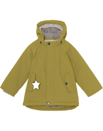 Mini A Ture Winter Jacket Thermolite® WALLY dried tobacco 1193091700-875