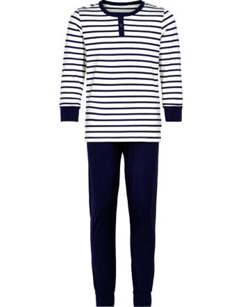 Minymo Boys pyjamas BAMBOO white 5212-110
