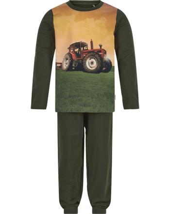 Minymo Pyjama ROTER TRAKTOR forest night 5961-9446