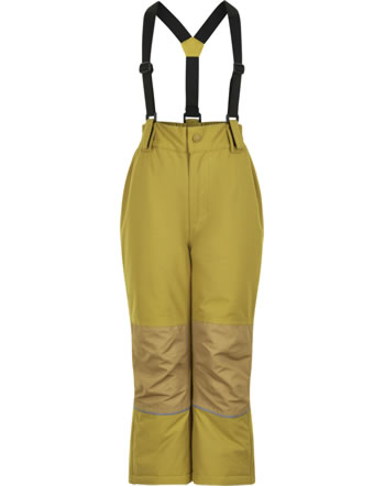 Minymo Schnee-Hose RECYCLED mustard gold 160552-3000