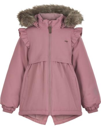 Minymo Schnee-Jacke mit Kapuze RECYCLED mesa rose 160537-5300