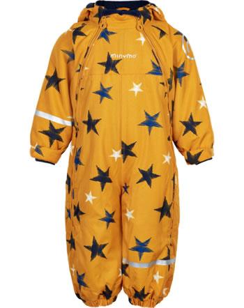 Minymo Snowsuit Oxford 8000mm golden yellow 160445-3731