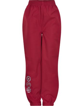 Minymo Softshell Pants deep claret 5566-5666