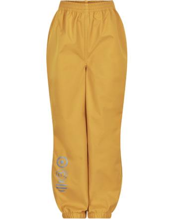 Minymo Softshell Pants golden orange 5566-3310