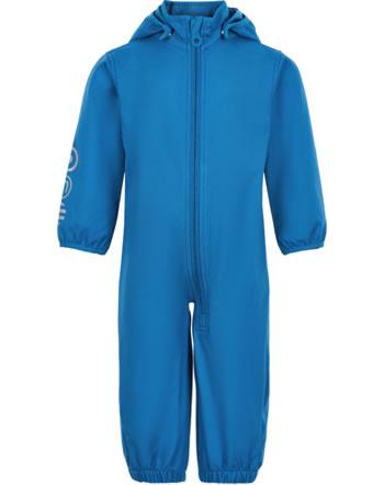 Minymo Softshell suit BASIC SOLID dark blue 5567-7700