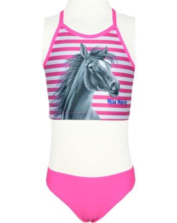 Miss Melody Bikini Tankini BLACK HORSE aurora pink 88819-837