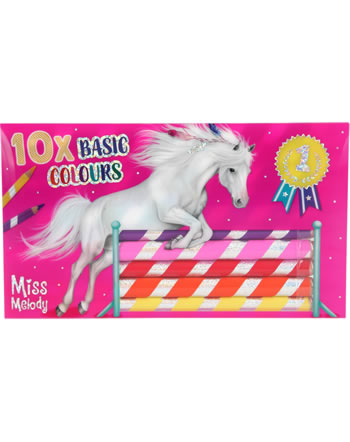 Miss Melody Set crayons de couleur