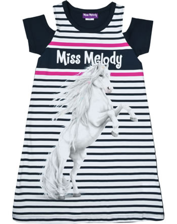 Miss Melody Dress short sleeve navy blazer 84035-776