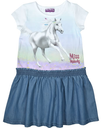 Miss Melody Kleid Kurzarm WEISSES PFERD white 84007-001