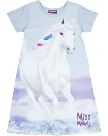 Miss Melody Nightdress short sleeve halogen blue 98825-615