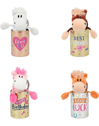 Miss Melody Plush key ring in a box 8110