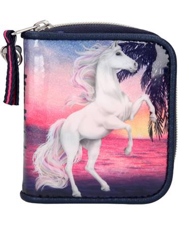 Miss Melody purse GLITTER OCEAN