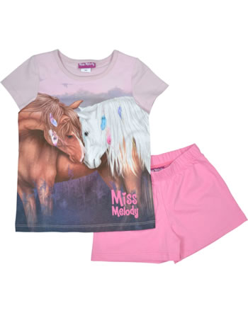 Miss Melody Pyjama short sleeve winsome orchid 98826-815