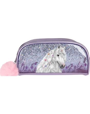 Miss Melody pencil case deam horse