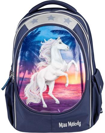 Miss Melody backpack GLITTER OCEAN