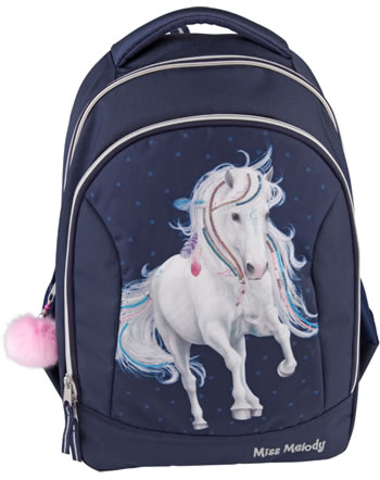 Miss Melody backpack dark blue