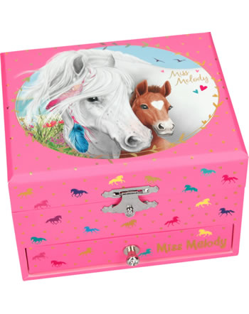 Miss Melody Musical box / jewelry case