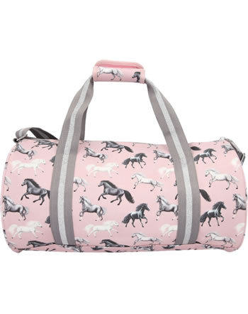 Miss Melody Sports bag LOVELY HORSES 11442