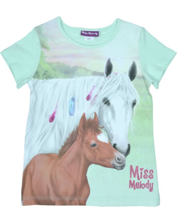Miss Melody T-Shirt Kurzarm FOHLEN honeydew 84070-603