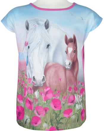 Miss Melody T-Shirt Kurzarm FOHLEN shocking pink 84075-844