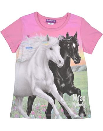 Miss Melody T-Shirt short sleeves fuchsia pink 84030-871