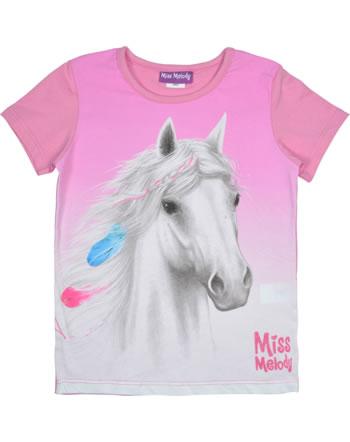 Miss Melody T-Shirt short sleeves fuchsia pink 84033-871