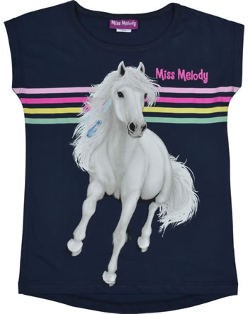Miss Melody T-Shirt manches courtes navy blazer 84036-776