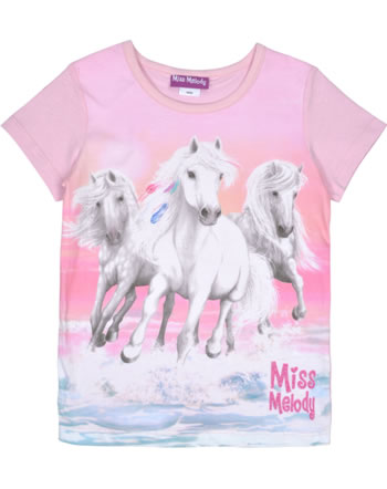 Miss Melody T-Shirt manches courtes pink lady 84029-832