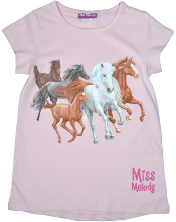 Miss Melody T-Shirt manches courtes pink lady 84037-832