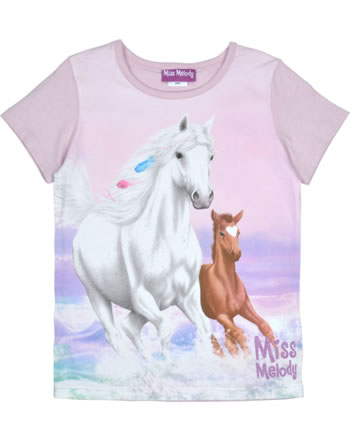 Miss Melody T-Shirt short sleeves winsome orchid 84027-815