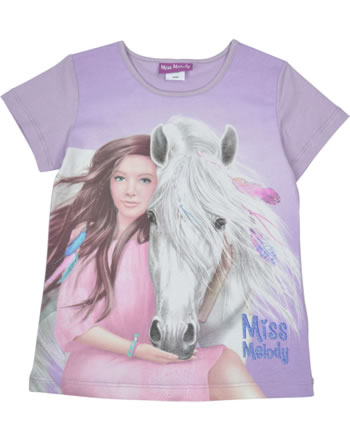 Miss Melody T-shirt manches courtes SIENNA ET MISS MELODY lavendula 84065-865