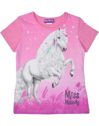 Miss Melody T-Shirt Kurzarm TRAUMPFERD pink carnation 84005-885