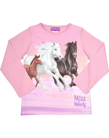 Miss Melody T-shirt manche longue sea pink 84020-845