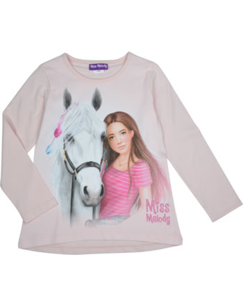 Miss Melody T-shirt manche longue SIENNA chalk pink 84086-852