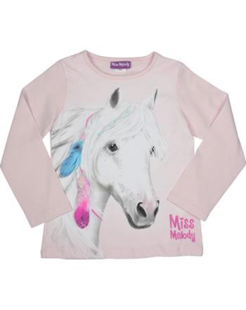Miss Melody T-shirt long TRAUMPFERD sleeve chalk pink 84082-852