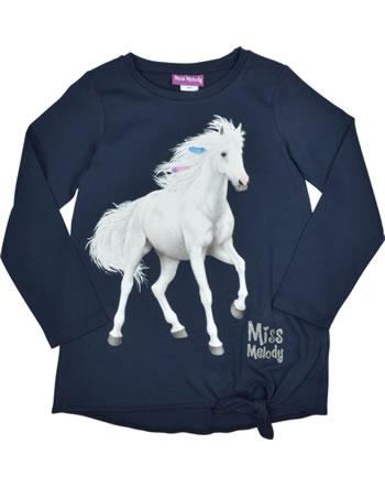 Miss Melody T-shirt long sleeve TRAUMPFERD navy blazer 84084-776