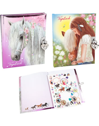 Miss Melody diary with sticker