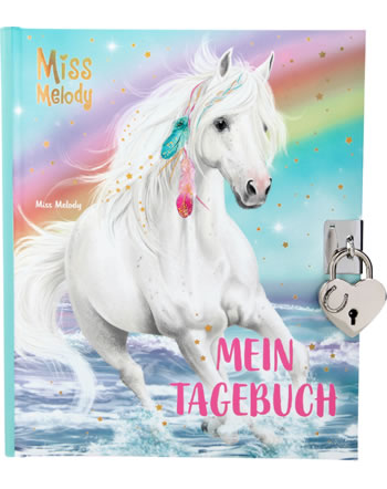 Miss Melody Diary with sticker dream horse