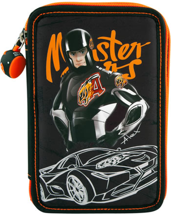 Monster Cars trousse avec bourrage Alex